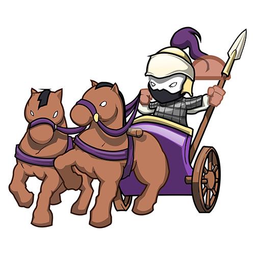 Карта таро колесница: значение, перевернутая, 7 аркан