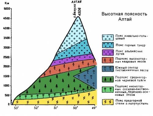 Географическая оболочка земли. широтная зональность и высотная поясность, цикличность и ритмичность процессов. природные и природно-антропогенные комплексы