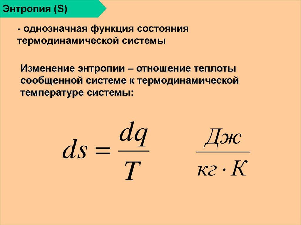 Энтропия - что это такое: объяснение простыми словами, значение термина в разных областях науки, примеры   tvercult.ru