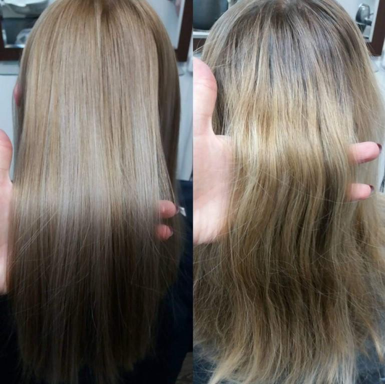Тонирование волос - средства для процедуры, как правильно затонировать
