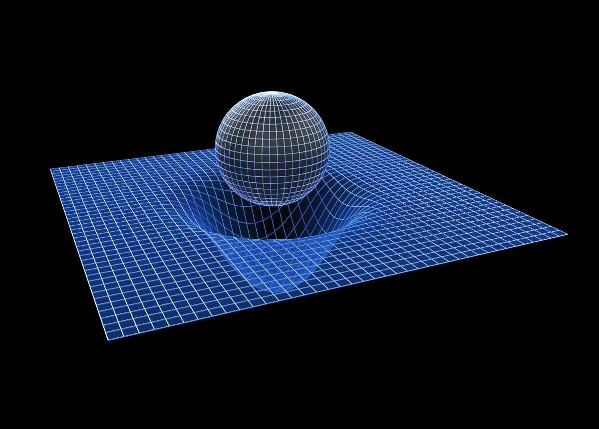 Что такое гравитация и как она работает? | new-science.ru