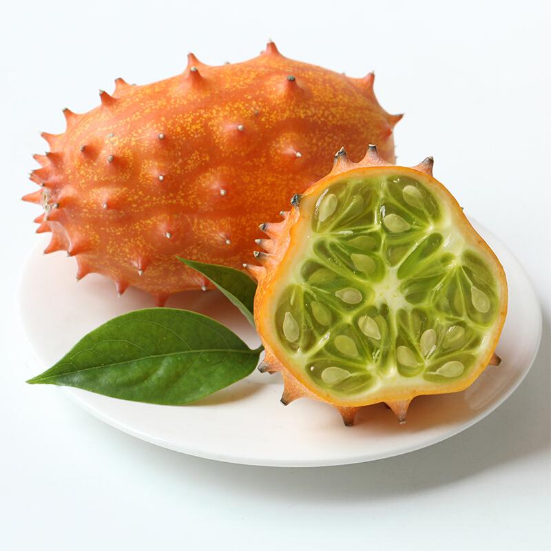 Кивано. состав, польза и как едят фрукт кивано