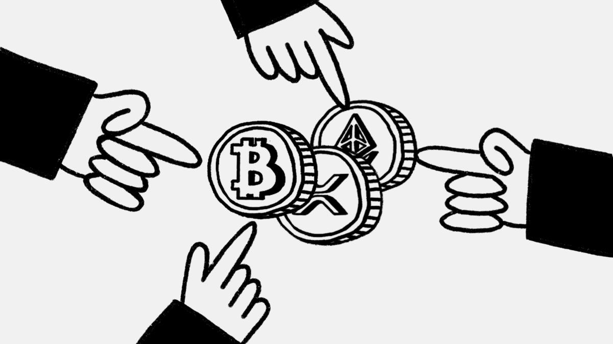 Что такое токены в сети блокчейн