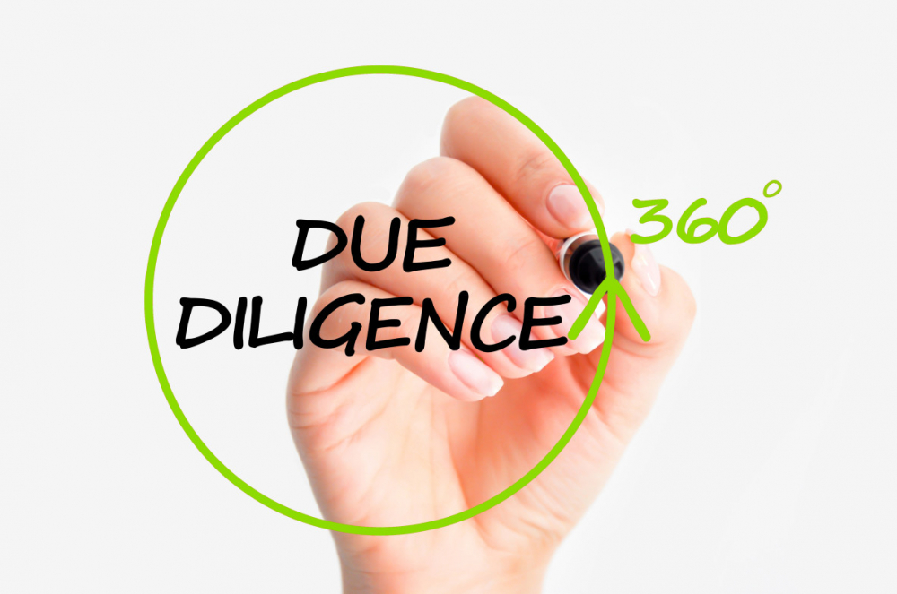 Дью дилидженс(due diligence)