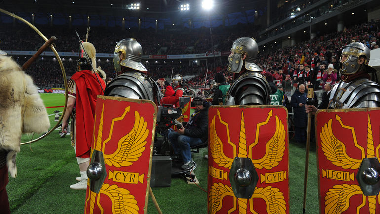 Римские легионеры без голливудской ретуши или как врут учебники | крамола