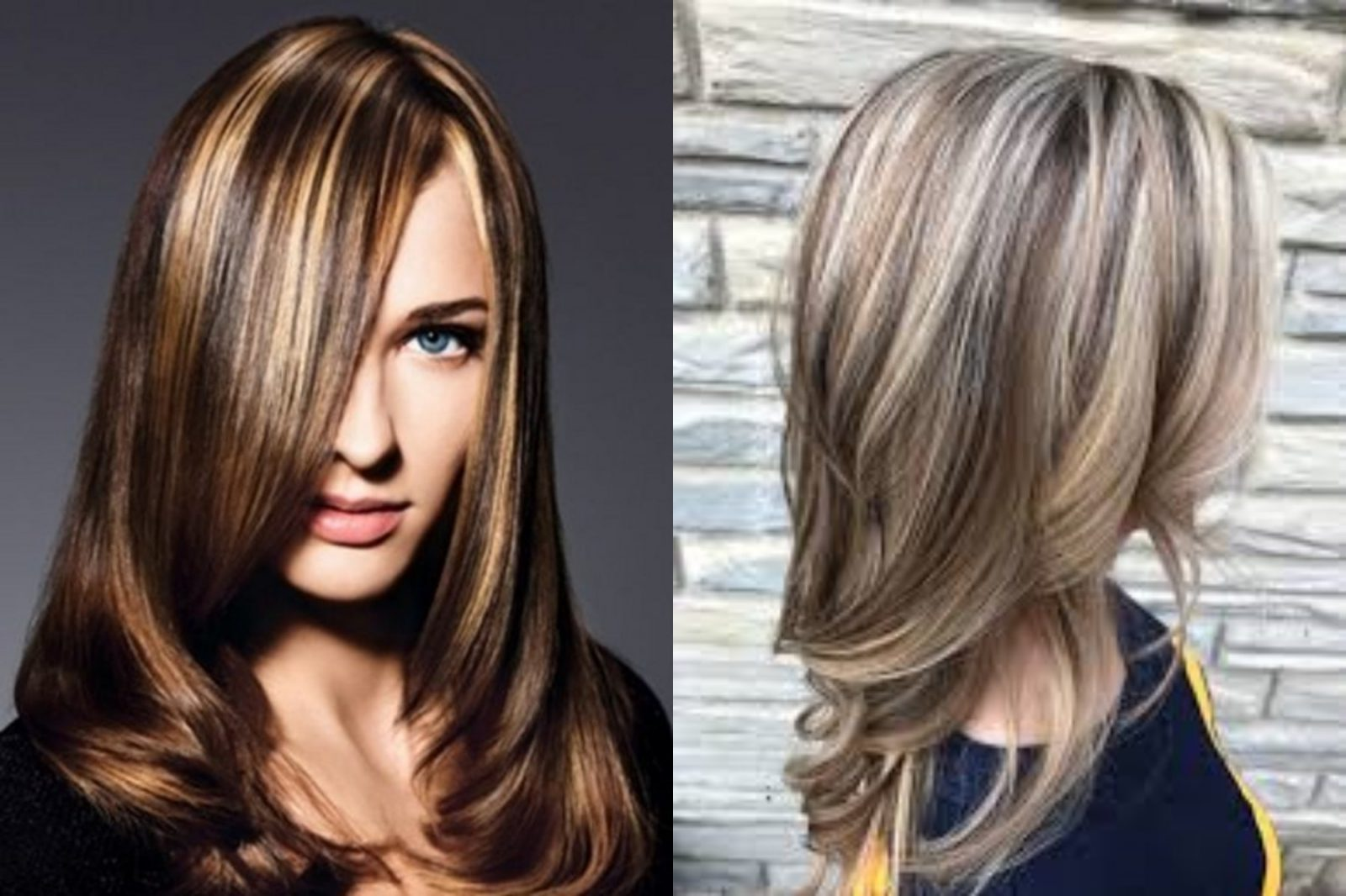 Колорирование волос на русые волосы (70 фото): колорирование на пряди средней длины, короткие и длинные волосы. какие оттенки выбрать для светло- и темно-русых волос?