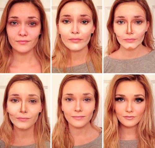 Как использовать корректор для лица в макияже
