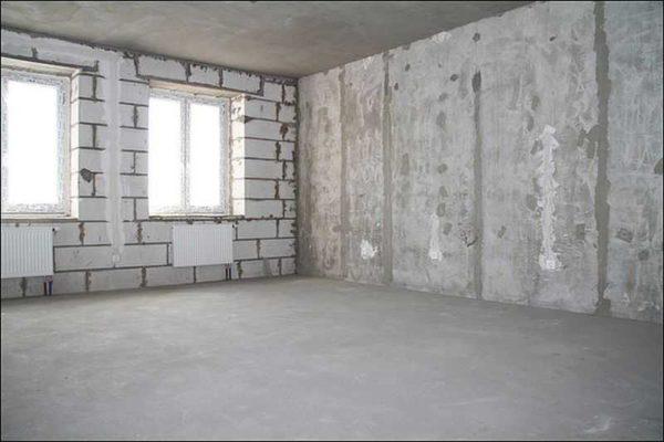 Что относится к предчистовой отделке квартиры в новостройке?