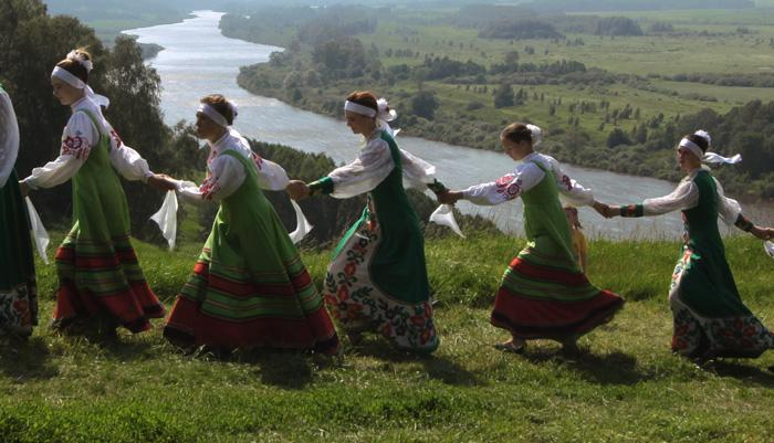 Хороводы | славянская культура