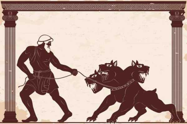 Цербер — многоглавый пес, страж врат аида (6 фото) — нло мир интернет — журнал об нло