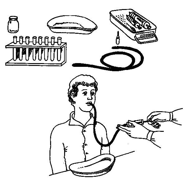 Дуоденальное зондирование: что это такое, подготовка, техника выполнения