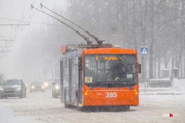 Троллейбус как вид пассажирского транспорта: к истории возникновения и развития