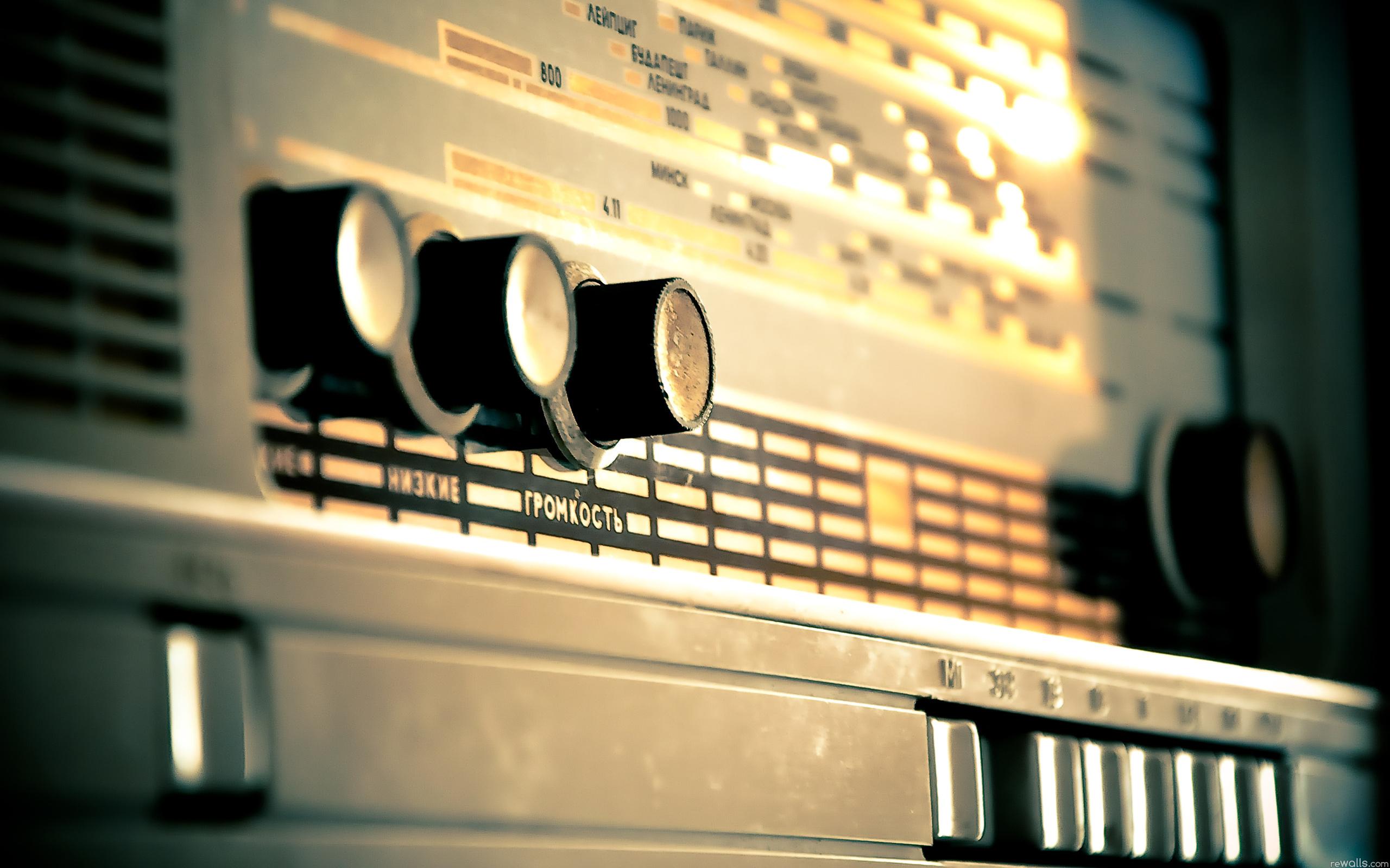 Список радио - выберите то, что вам по душе