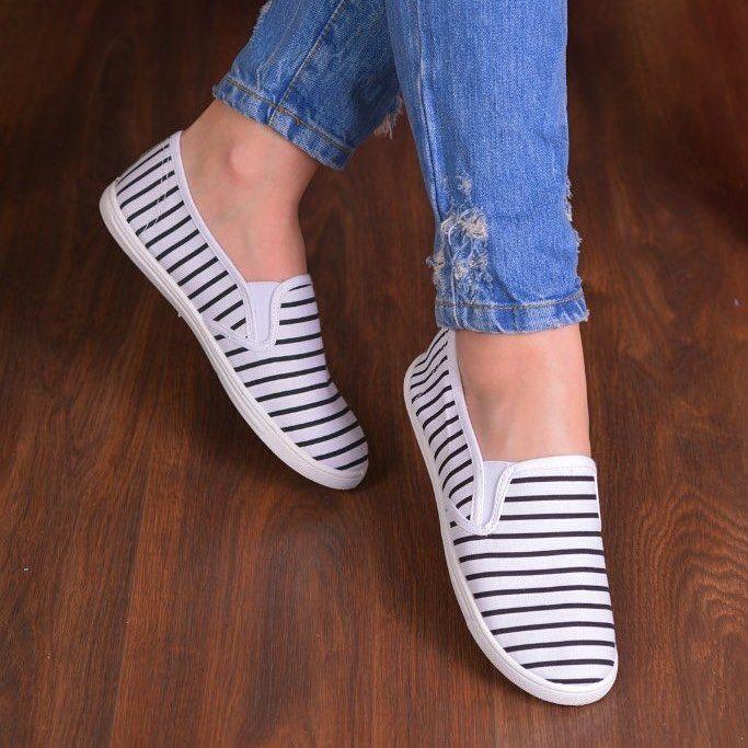 Слипоны – что это за обувь, и с чем ее носить?