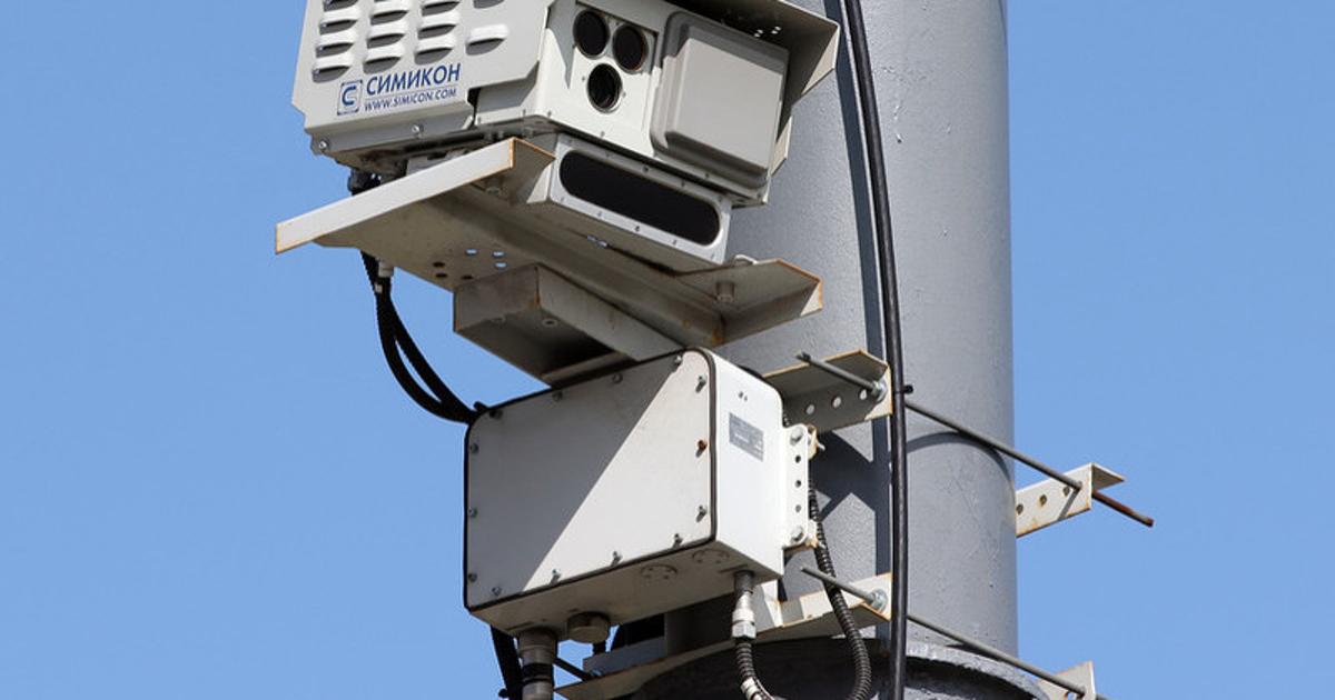 Пересечение сплошной линии – какие камеры фиксируют нарушение