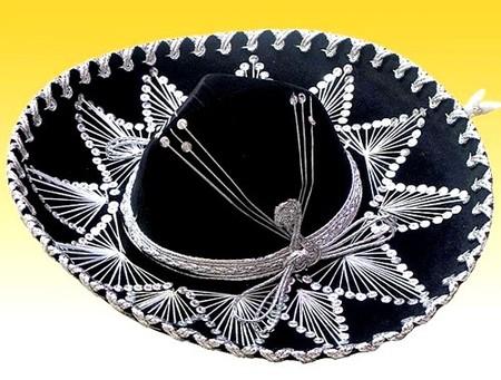 Мексиканская шляпа сомбреро - история, виды, где купить