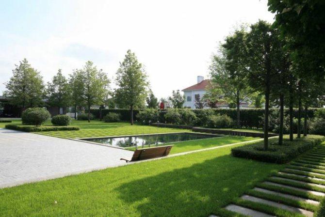 Ландшафтный дизайн и озеленение – основные правила и этапы реализации