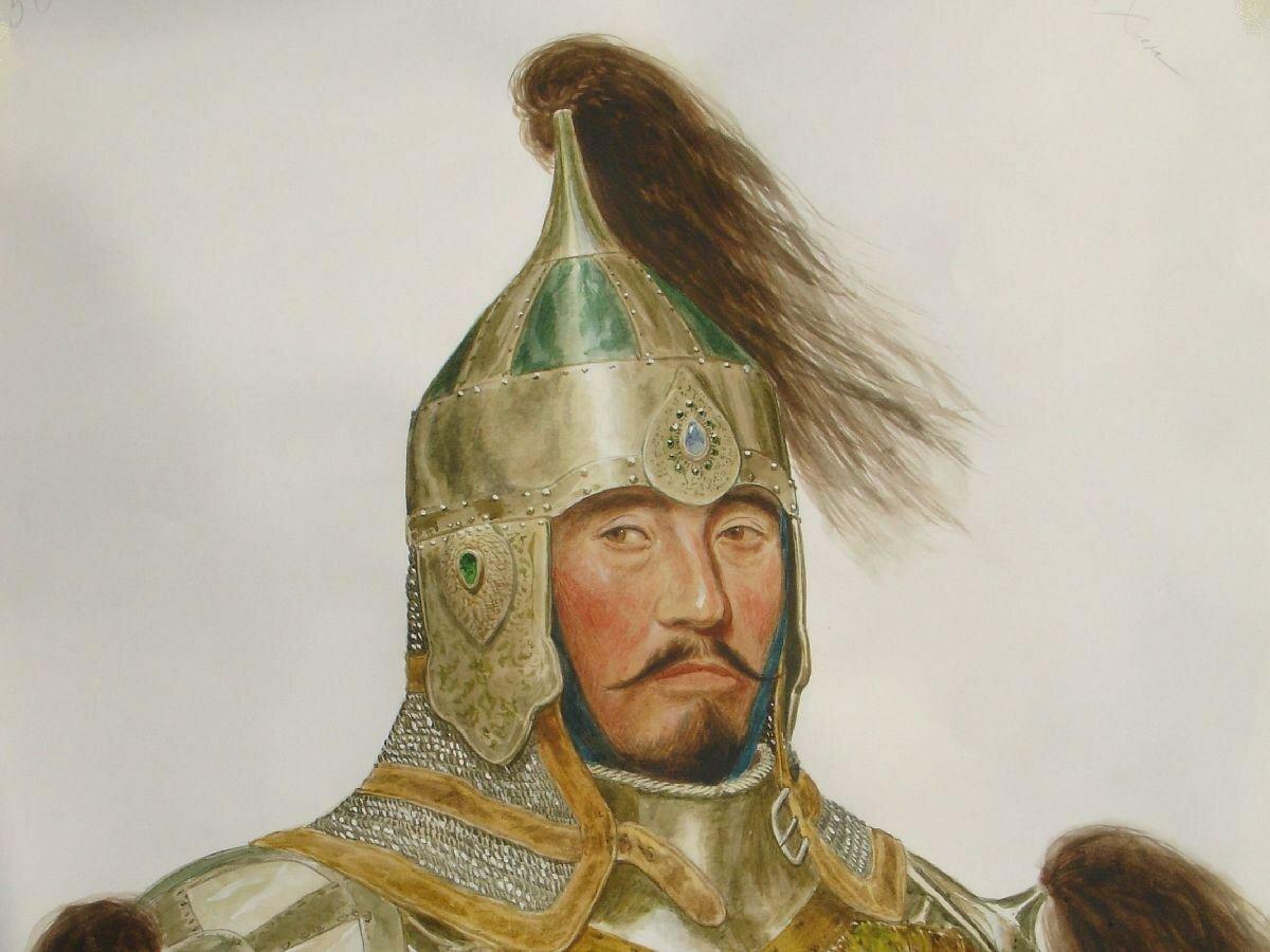 5.итак, что же такое орда?. русь и орда. великая империя средних веков