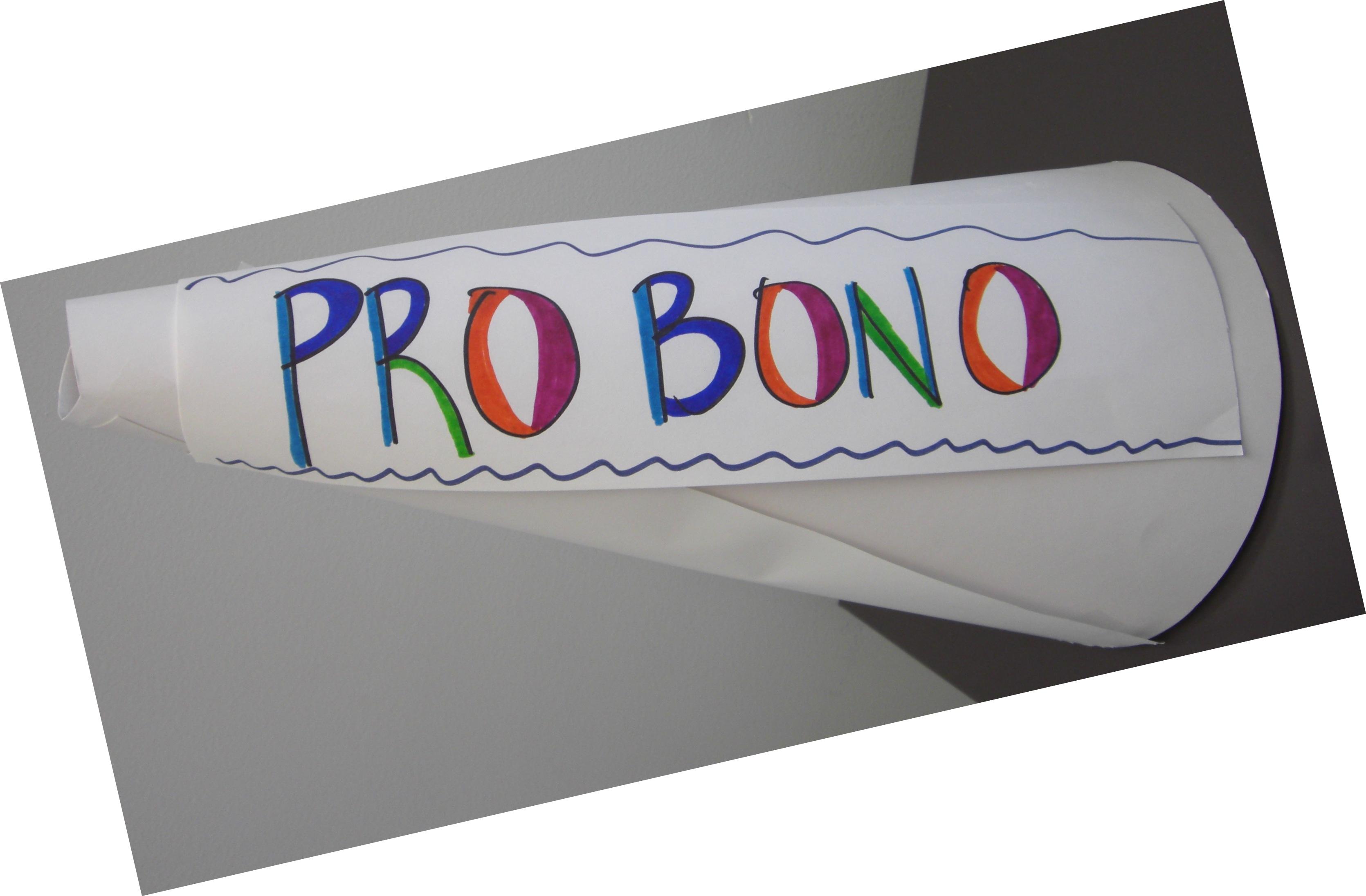 Минуя деньги: расцвет помощи pro bono