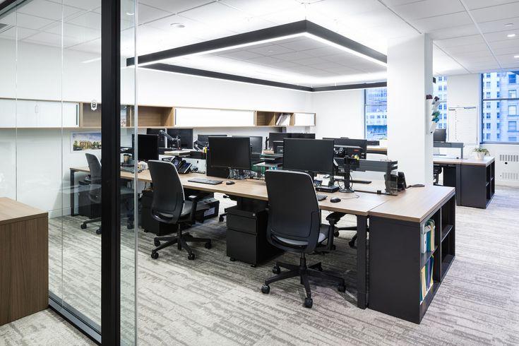 Как не сойти с ума в open space: делаем новый офис с нуля