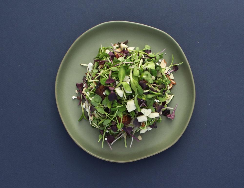 Кресс-салат: что это такое и с чем его едят, польза и вред