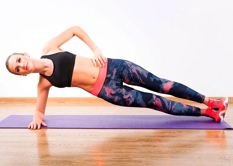 Упражнение планка для начинающих — подробный гид и описание техники