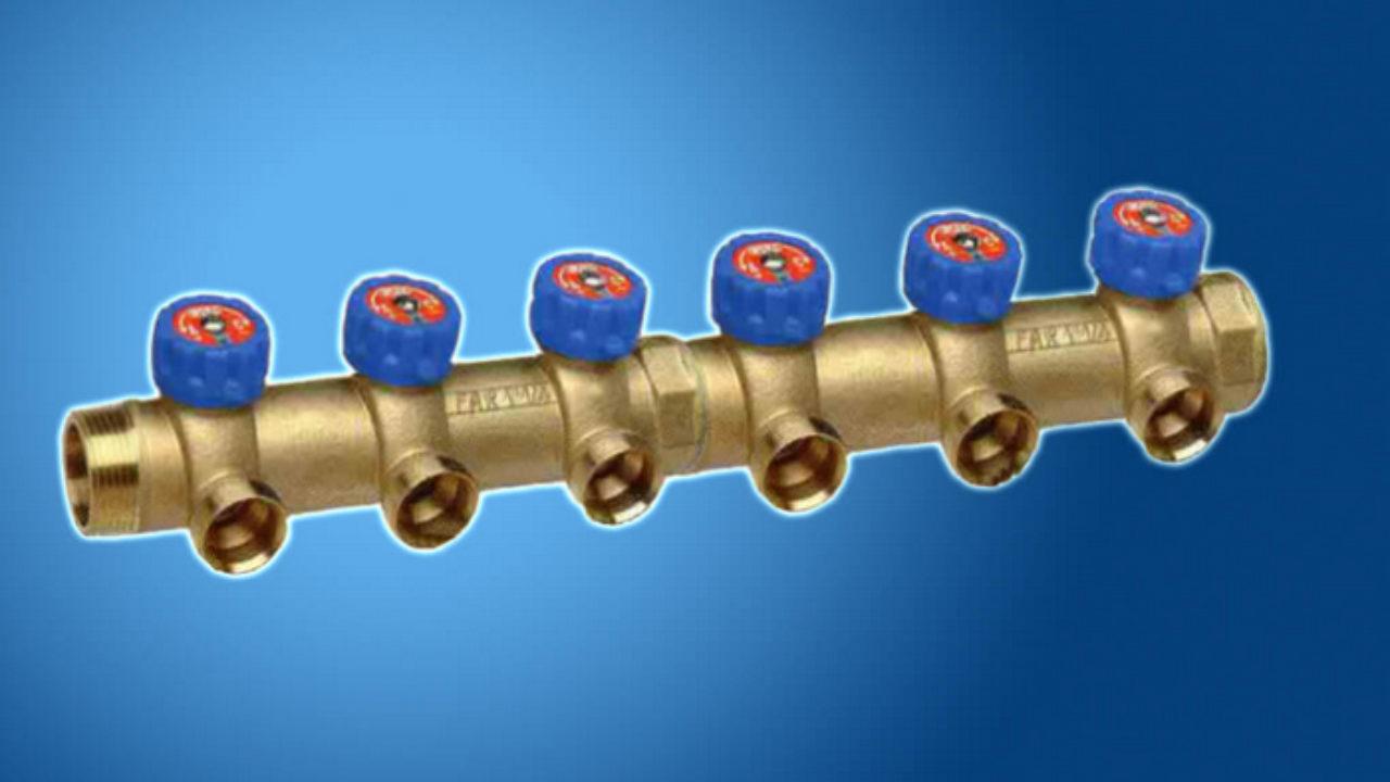 Что такое коллектор для водоснабжения и как его устанавливать?