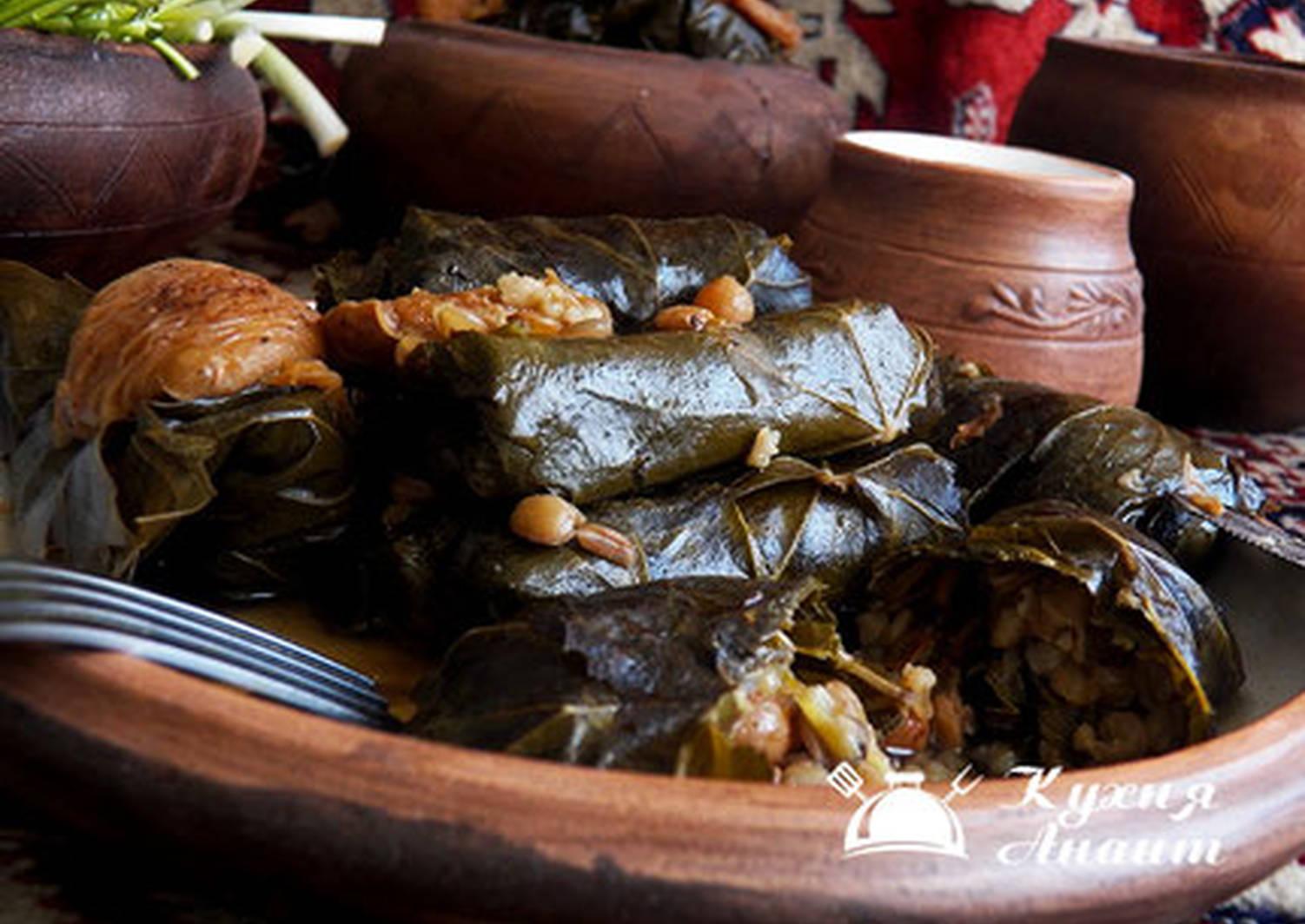 Любимое блюдо греков — долма: немного истории, рецепт приготовления и полезные советы