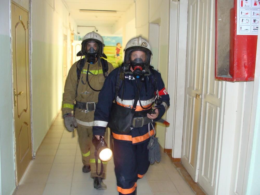 Обязанности начальника тыла на пожаре: круг задач, мера ответственности, права