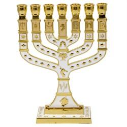 Менора (еврейский семисвечник): в православии, что означает, описание