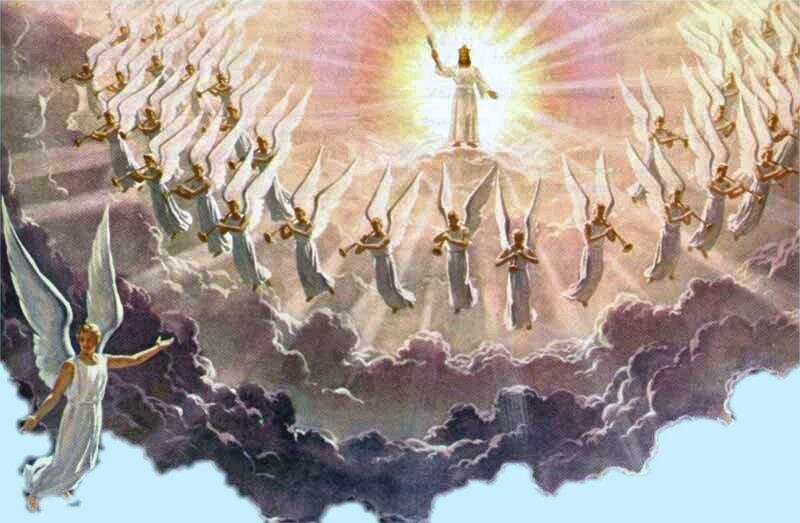 Второе пришествие иисуса христа — википедия. что такое второе пришествие иисуса христа