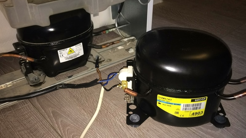 Какой компрессор в холодильнике лучше инверторный или обычный? | в чем разница