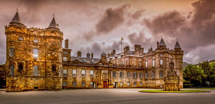 Эдинбург - столица шотландии   darsi travel