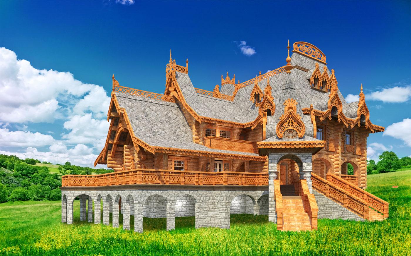 Зодчество - это искусство строить :: syl.ru