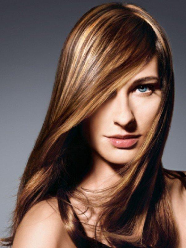 Колорирование — это особый вид окрашивания волос: фото, техника