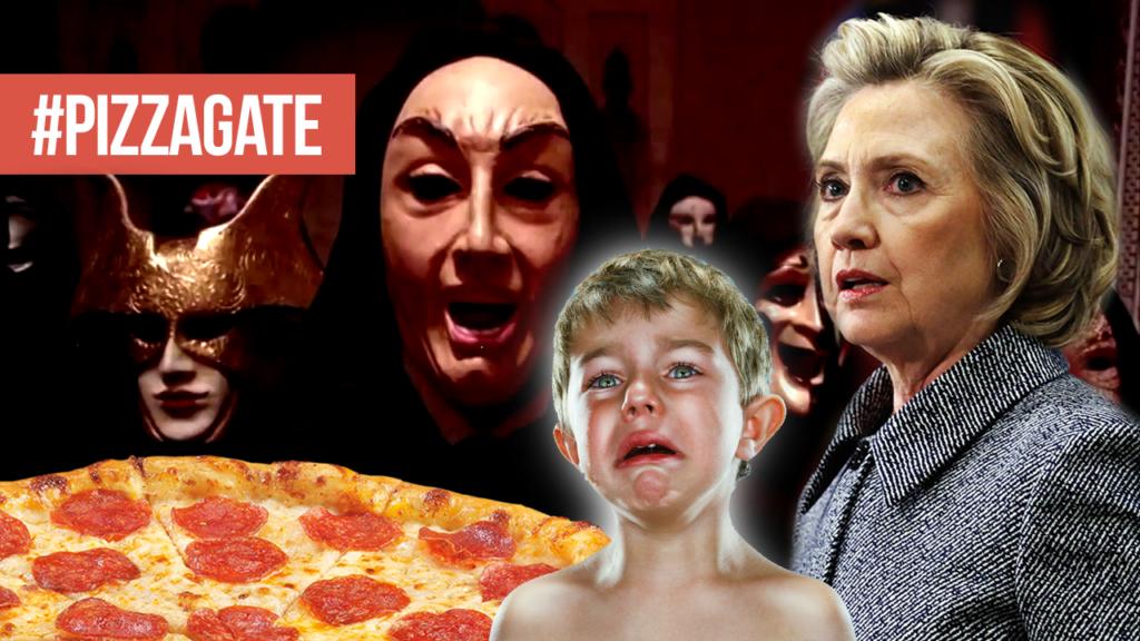 Новая американская религия: трамп в роли спасителя, тайное общество педофилов, наркотик из детской крови