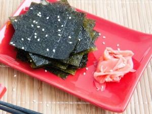 Водоросли нори: полезные свойства и вред - мир суши