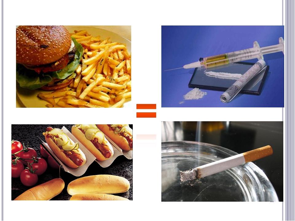 Фастфуд: вред или польза для здоровья организма