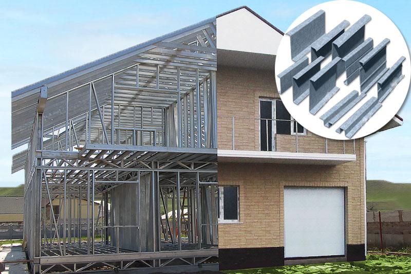 Технология строительства складов из лстк