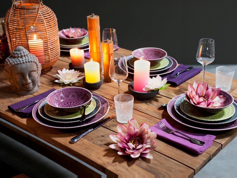 Правила сервировки стола: выбор и расположение посуды, приборов, салфеток