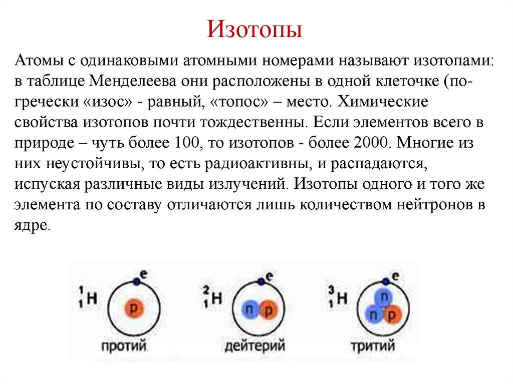 """Радиоактивные изотопы: что это такое   журнал """"фармацевт практик"""""""