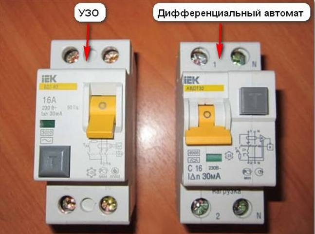 Узо и дифференциальные автоматы разница, отличия, что лучше