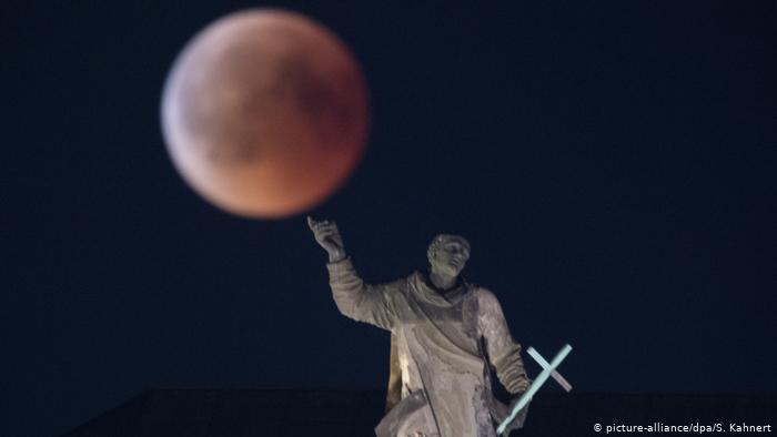 Кровавая луна (явление) википедия