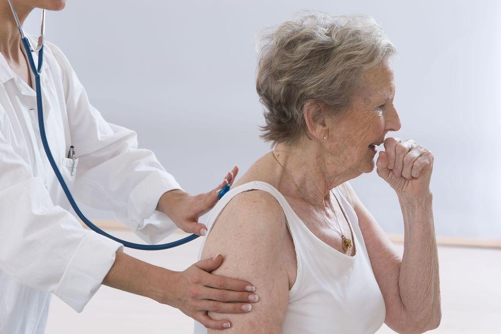Как лечить пневмосклероз легких