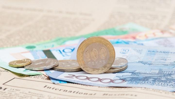 9 тенге (kzt) в российских рублях (rub)