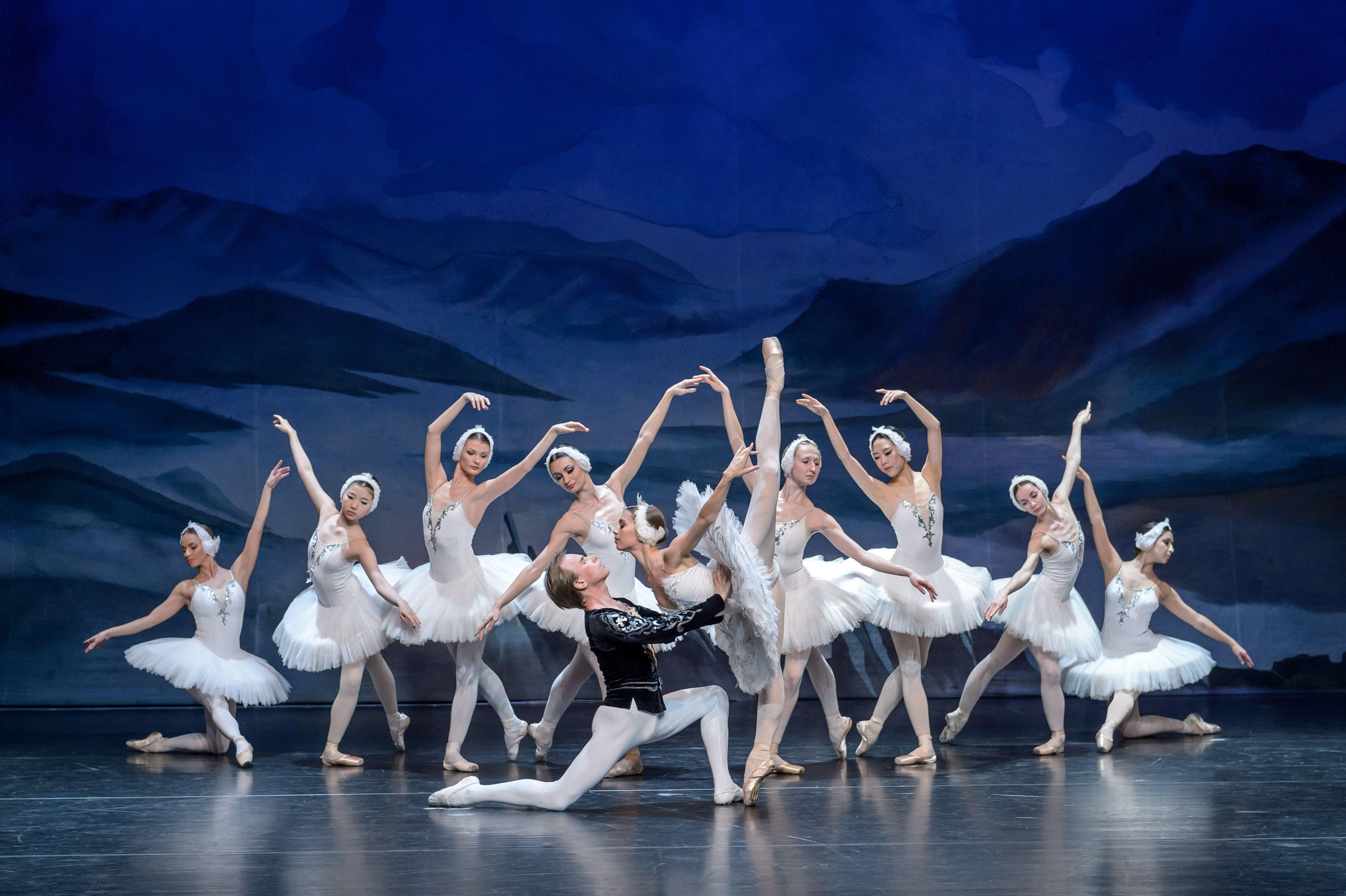 Балет — википедия. что такое балет