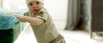 Разрезание пут ребенку.