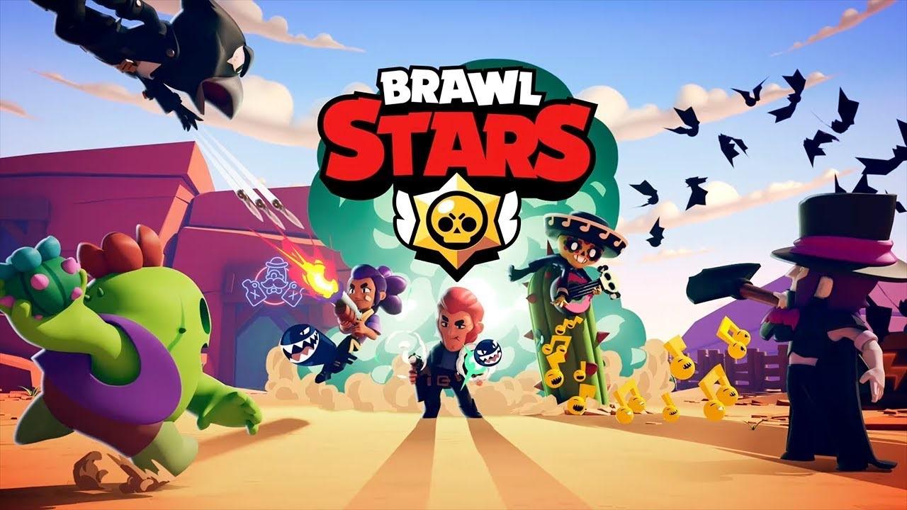 Brawl stars  — скачать