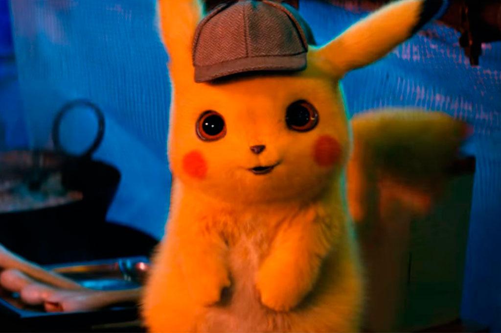 Покемон пикачу (pikachu)