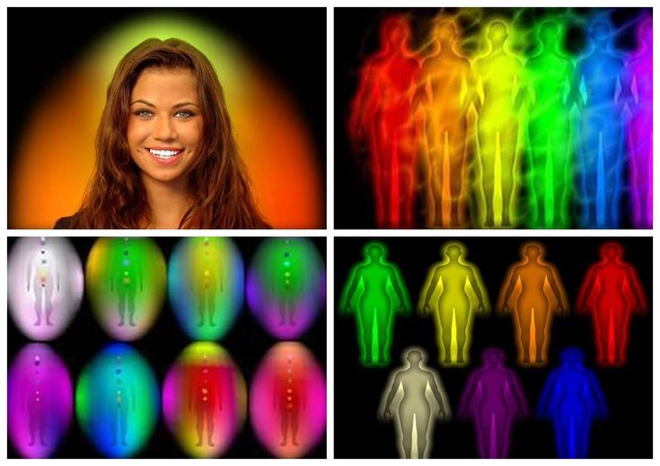 Что такое аура? значение цветов ауры человека